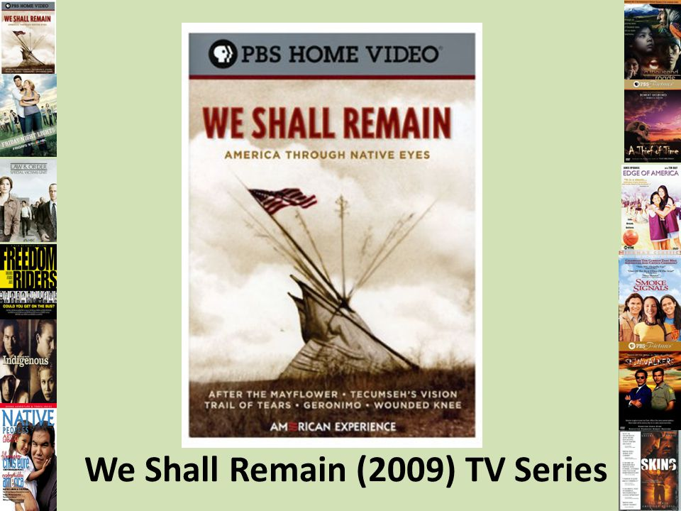 We Shall Remain (2009) TV Series
