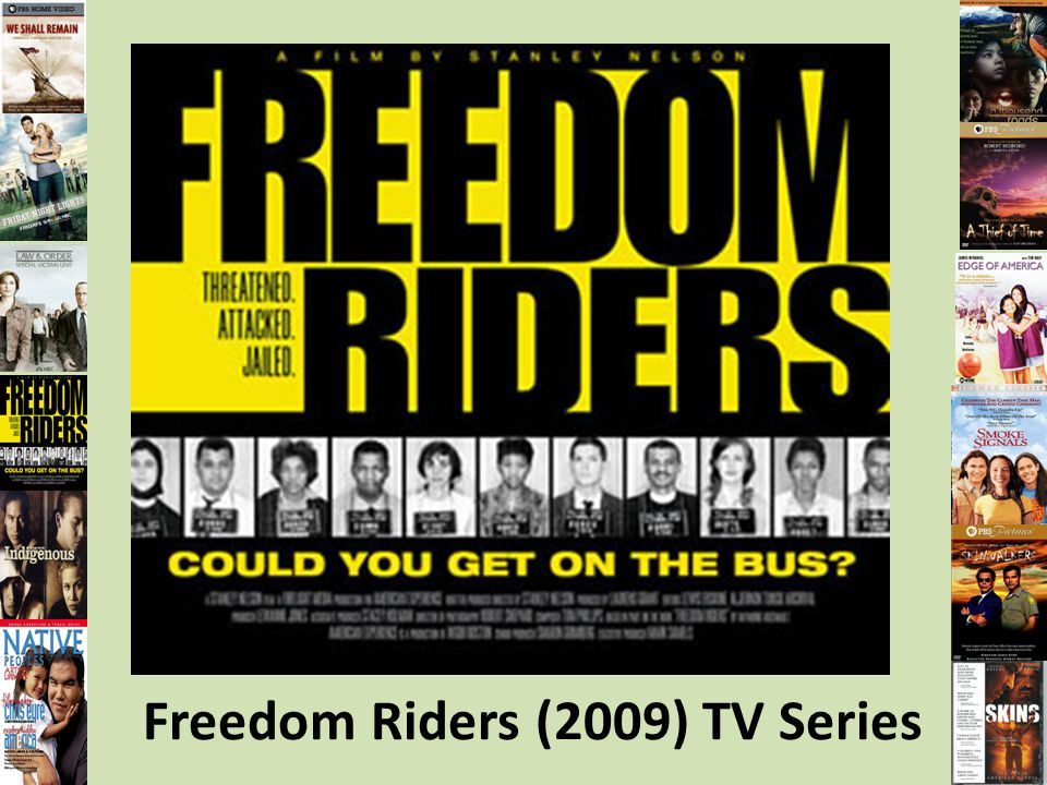Freedom Riders (2009) TV Series