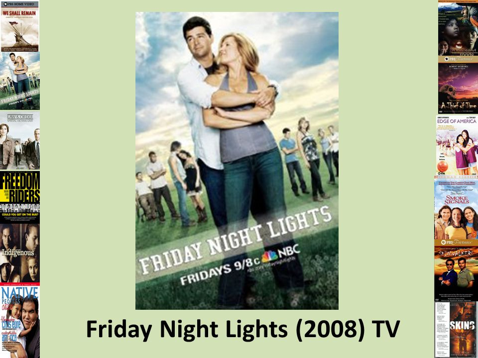 Friday Night Lights (2008) TV