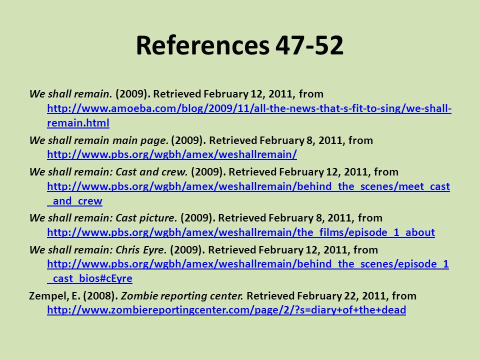 References 47-52