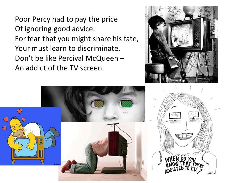 Poor Percy had to pay the price