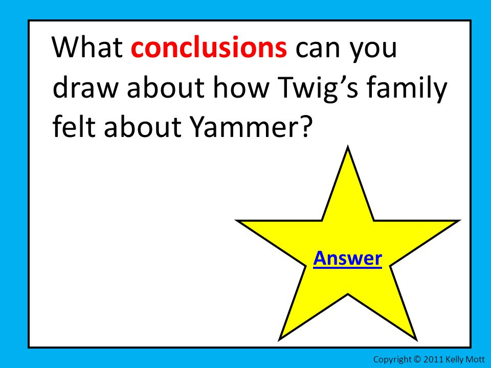 What conclusions can you draw about how Twig's family felt about Yammer