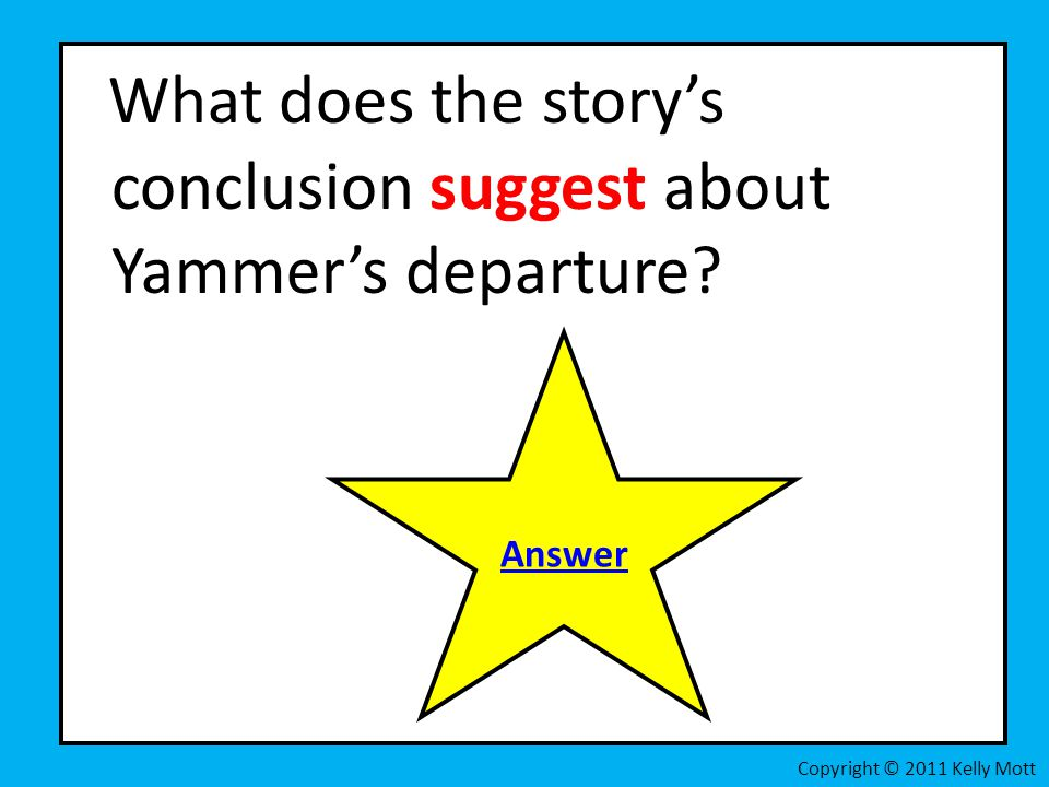 What does the story's conclusion suggest about Yammer's departure