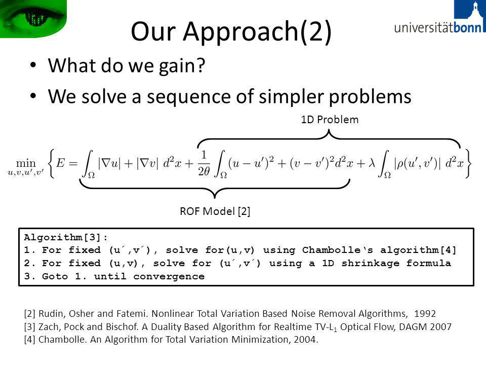 Our Approach(2) What do we gain