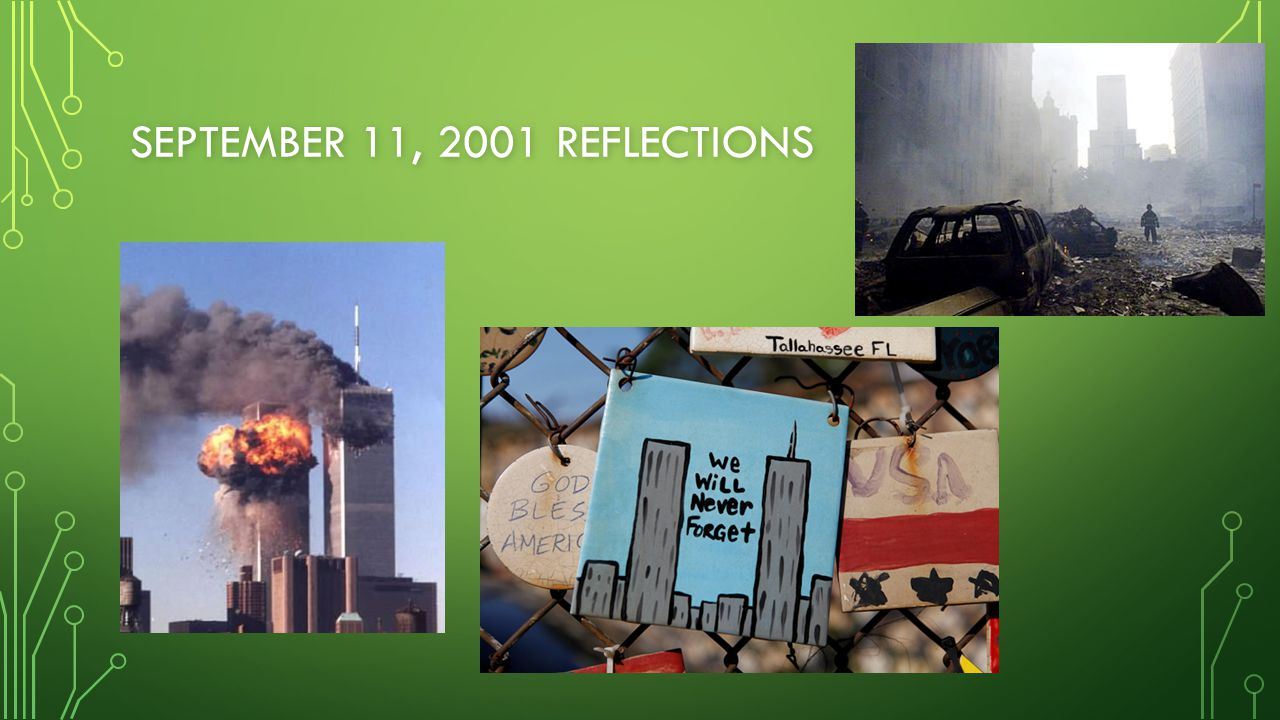 September 11, 2001 Reflections