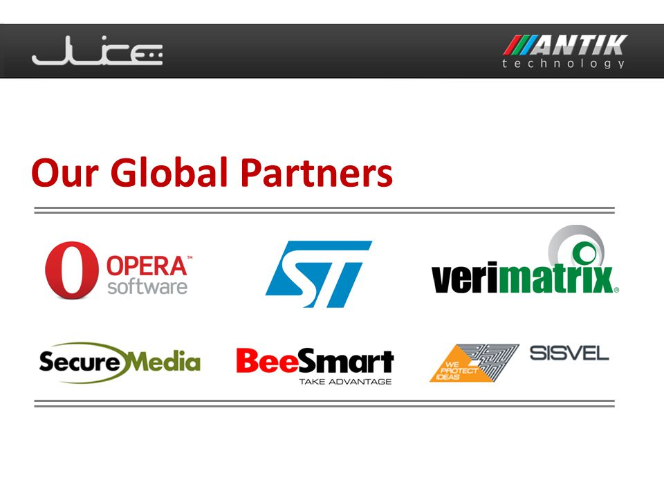 Our Global Partners