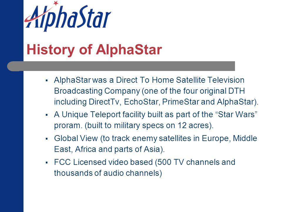 History of AlphaStar