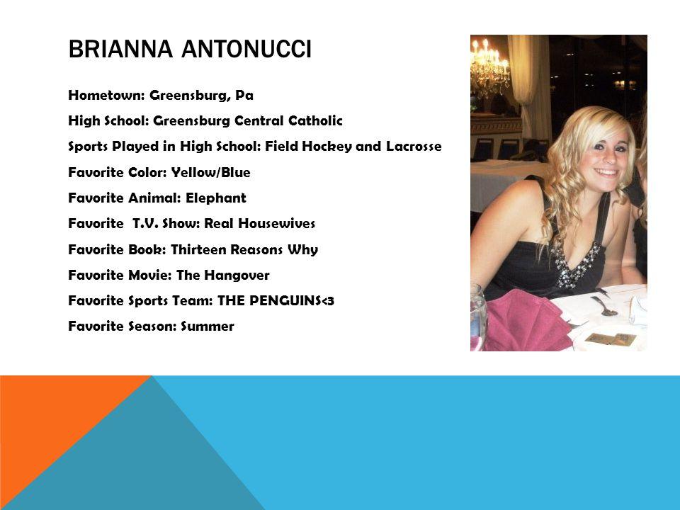 Brianna Antonucci
