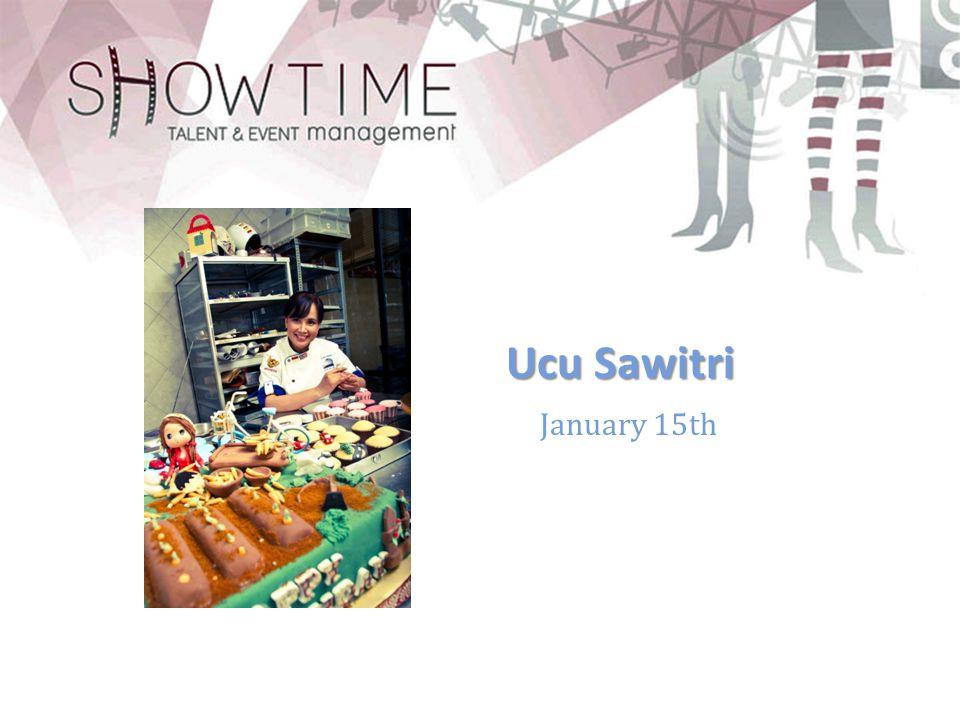 Ucu Sawitri January 15th