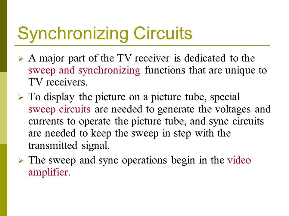 Synchronizing Circuits