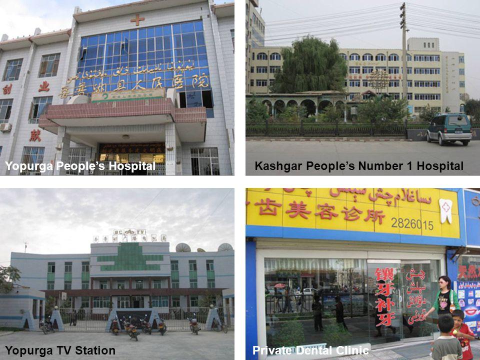 Yopurga People's Hospital