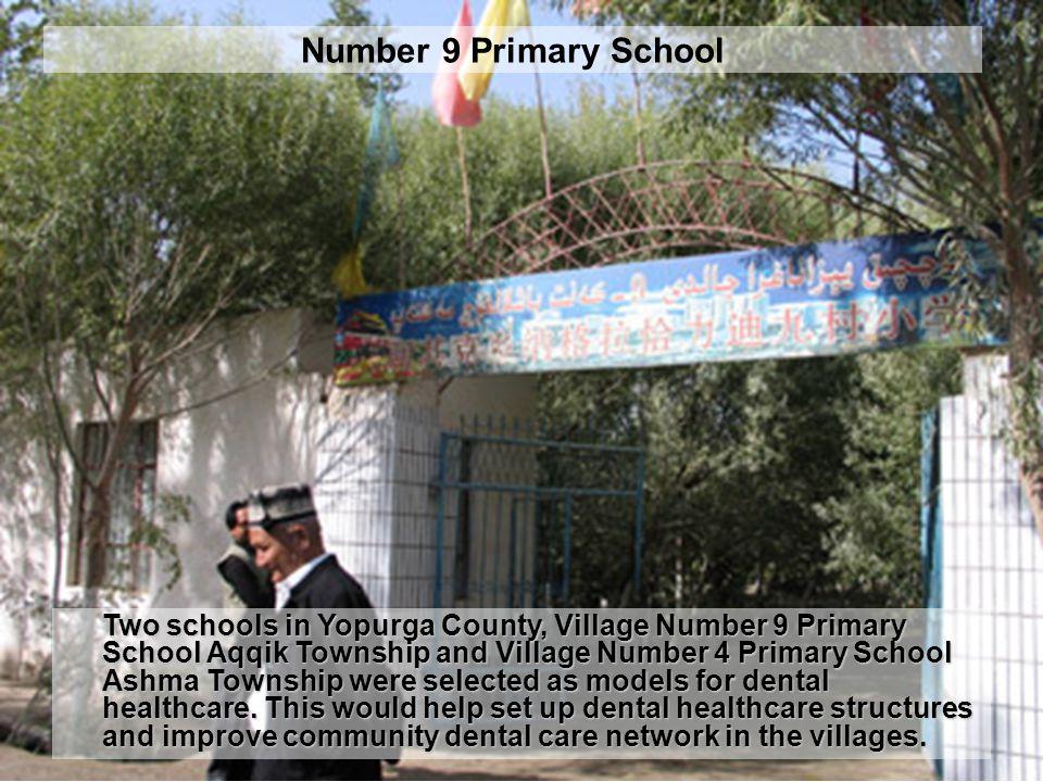 Number 9 Primary School