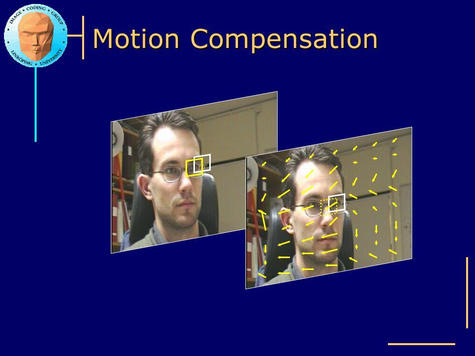 Motion Compensation