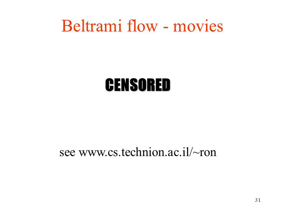 see www.cs.technion.ac.il/~ron