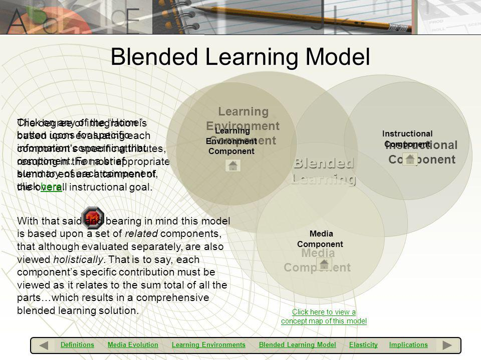 Blended Learning Design Tip: Create A Course Map Like This One - e ...