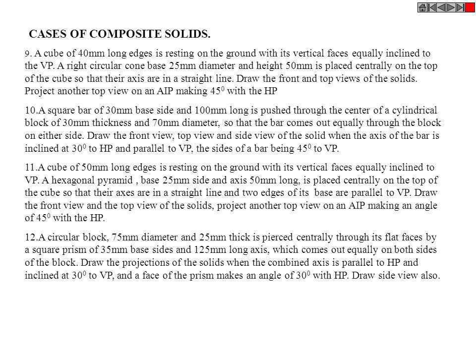 CASES OF COMPOSITE SOLIDS.