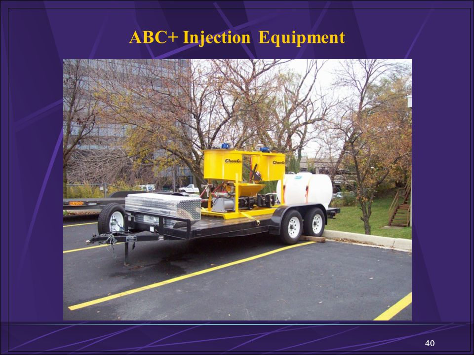 ABC+ Injection Equipment