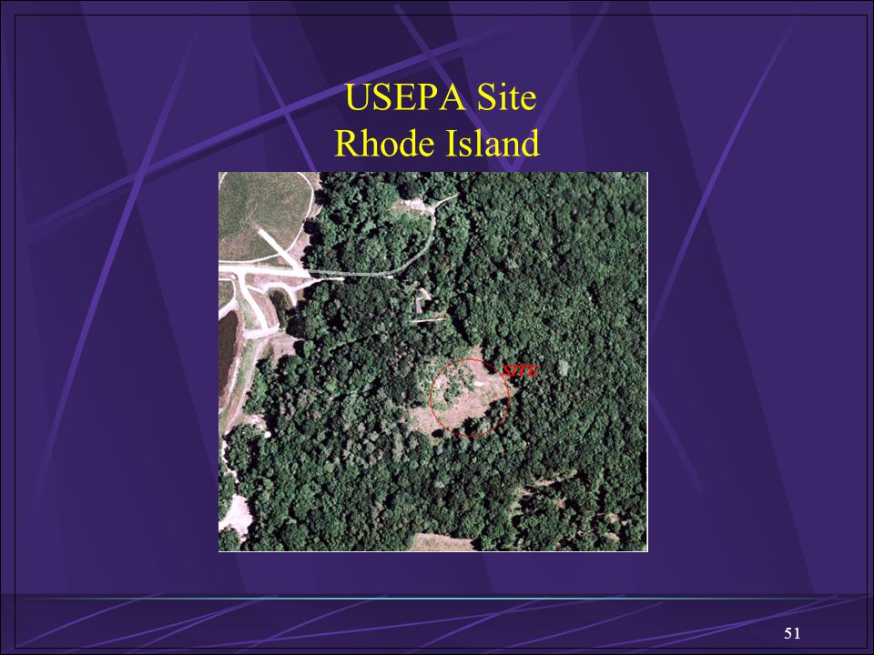 USEPA Site Rhode Island