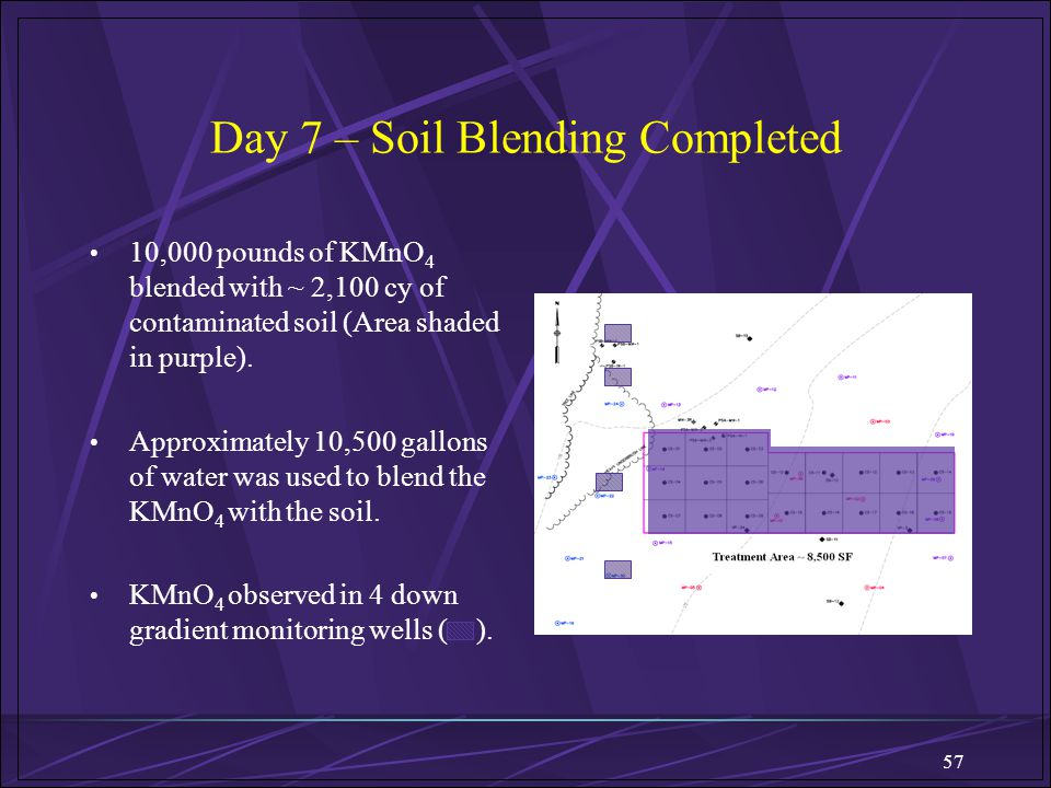 Day 7 – Soil Blending Completed