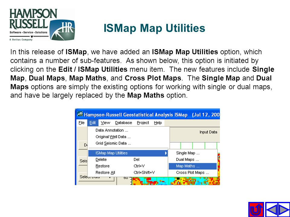 ISMap Map Utilities