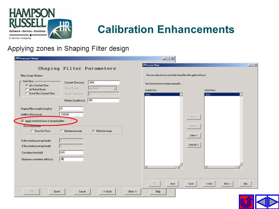 Calibration Enhancements