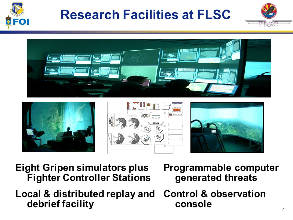 Research Facilities at FLSC