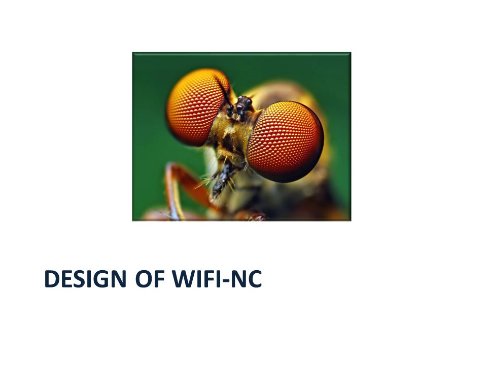 Design Of WiFi-NC