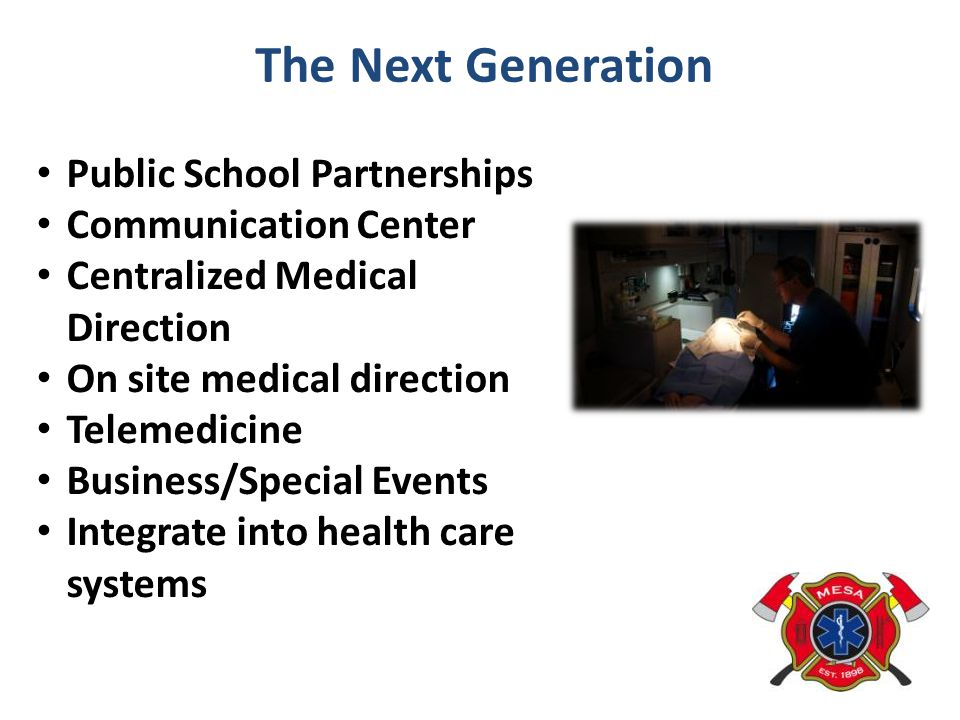 The Next Generation Public School Partnerships Communication Center