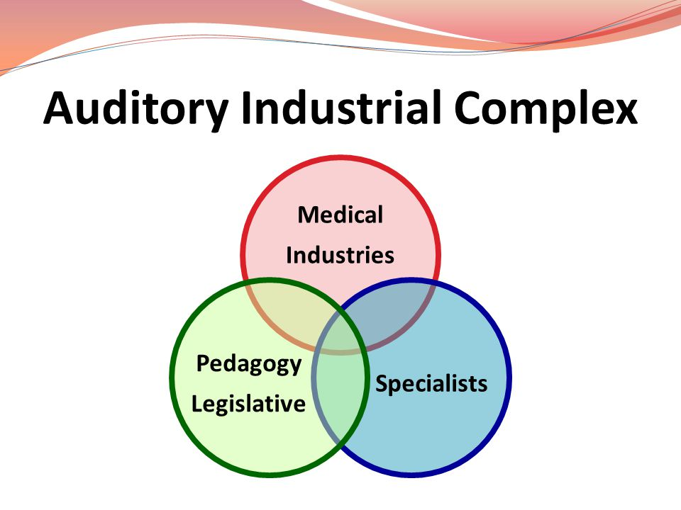 Auditory Industrial Complex