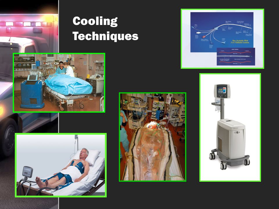 Cooling Techniques