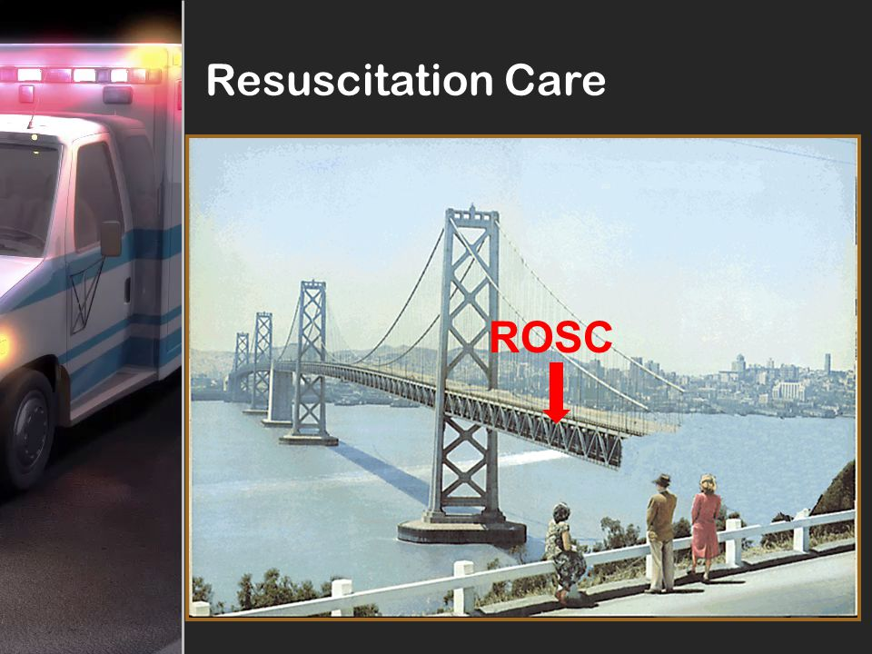 Resuscitation Care ROSC 63