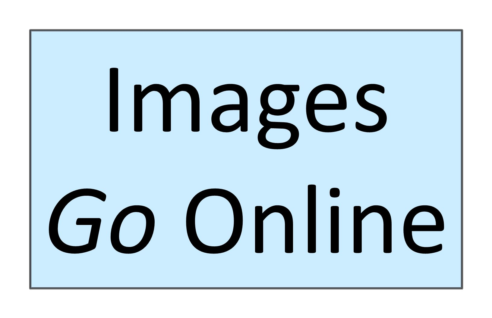 Images Go Online