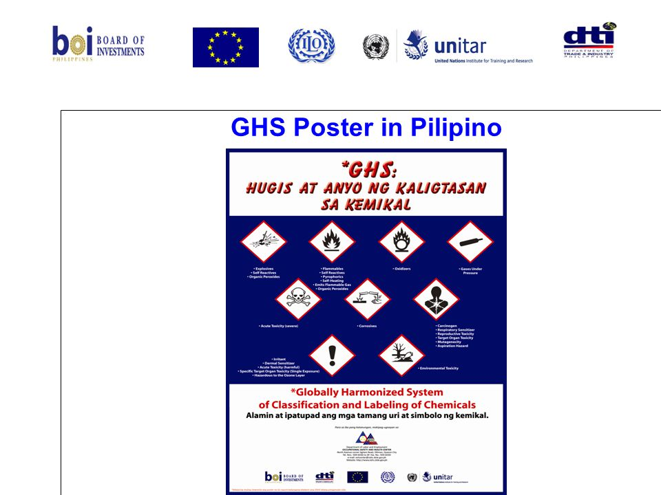 GHS Poster in Pilipino June 2002