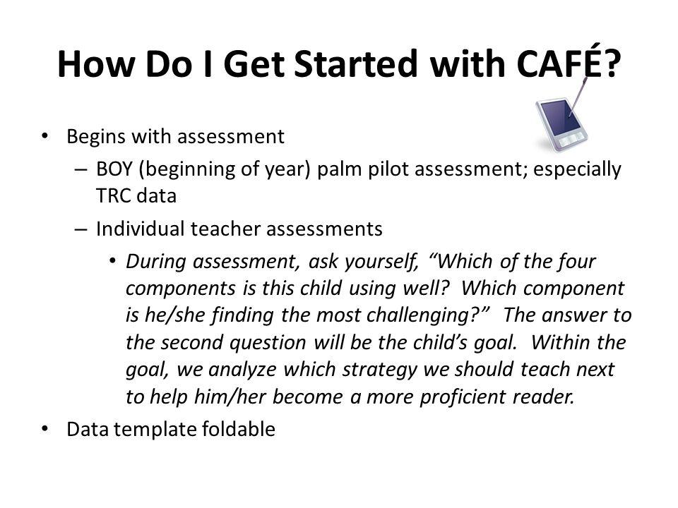 How Do I Get Started with CAFÉ