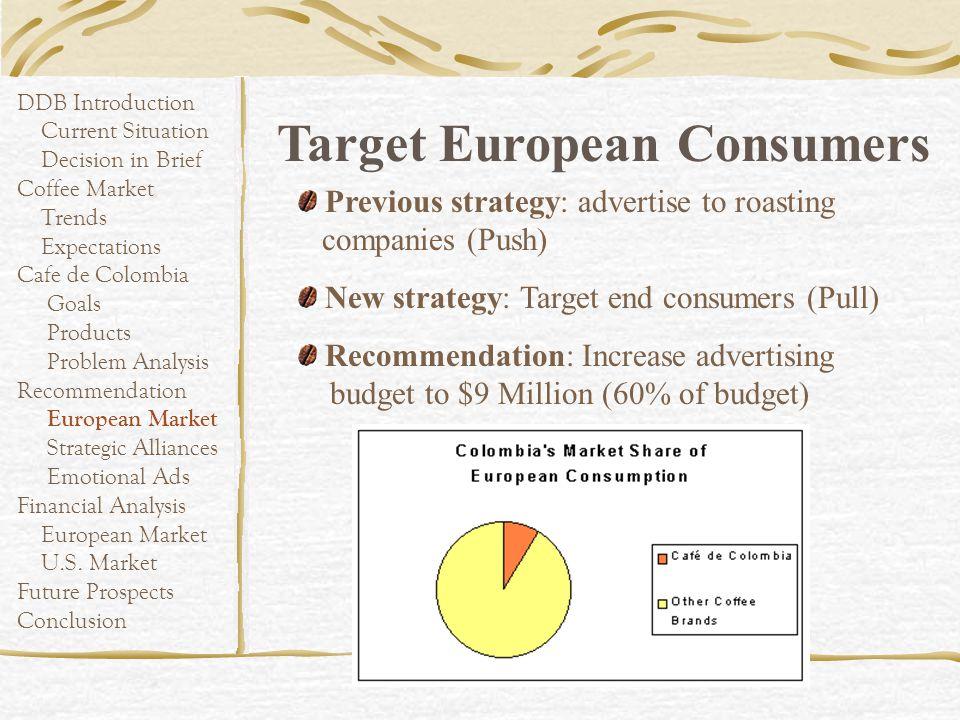 Target European Consumers