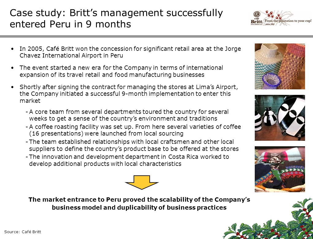 case study international bussiness International business case study in skoda company what was the key weakness that skoda was able to identify answer: skoda able to identify.
