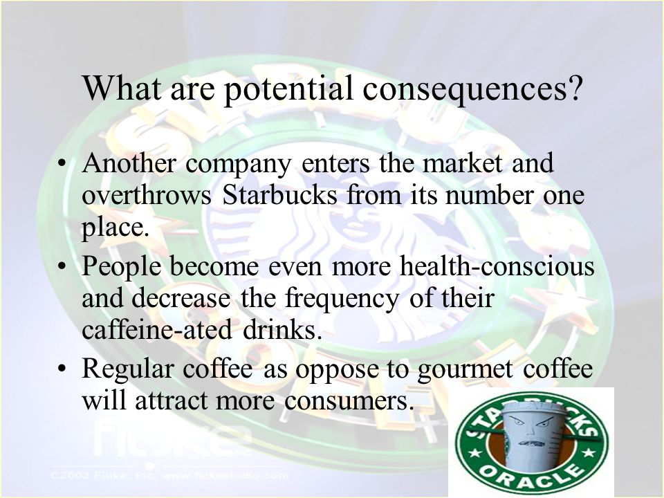 What are potential consequences