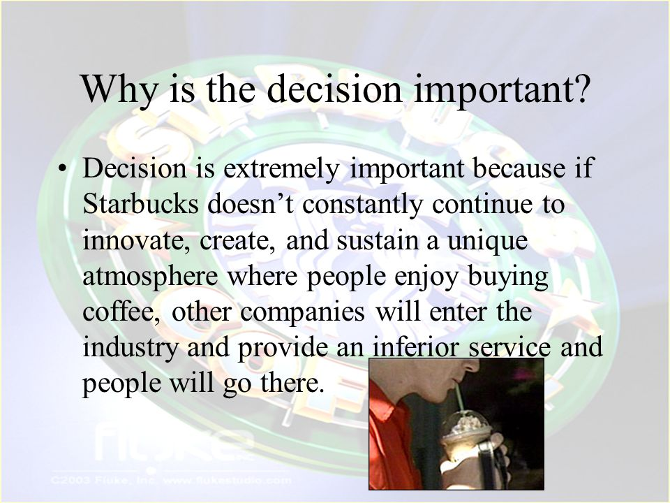 Why is the decision important