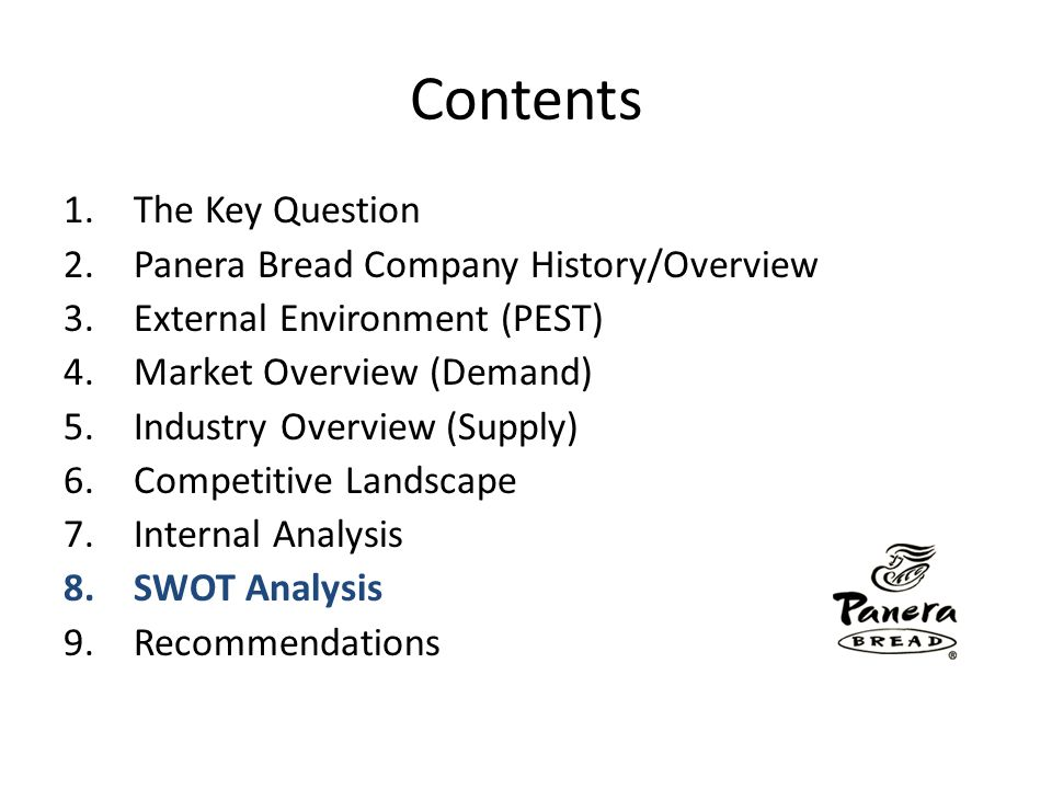 panera bread company in 2012 pursuing growth in a weak economy