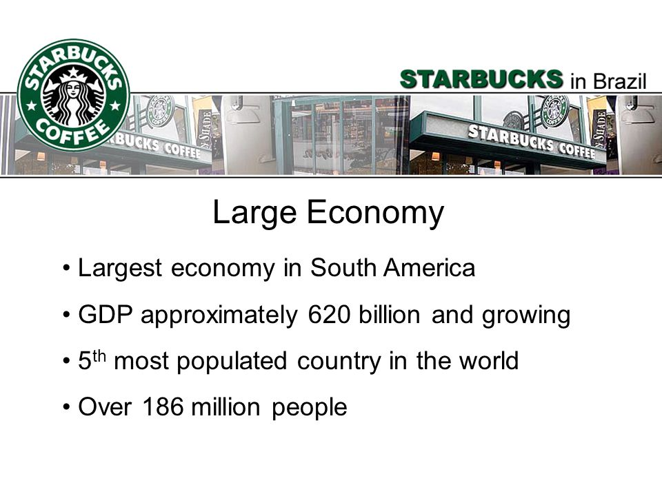 Large Economy Largest economy in South America