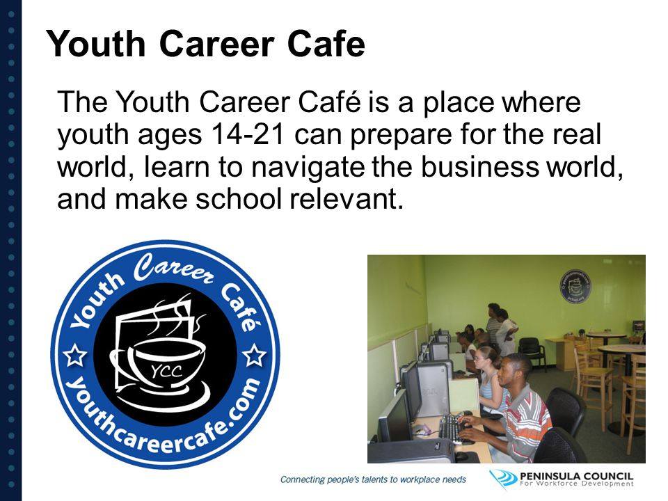 Youth Career Cafe