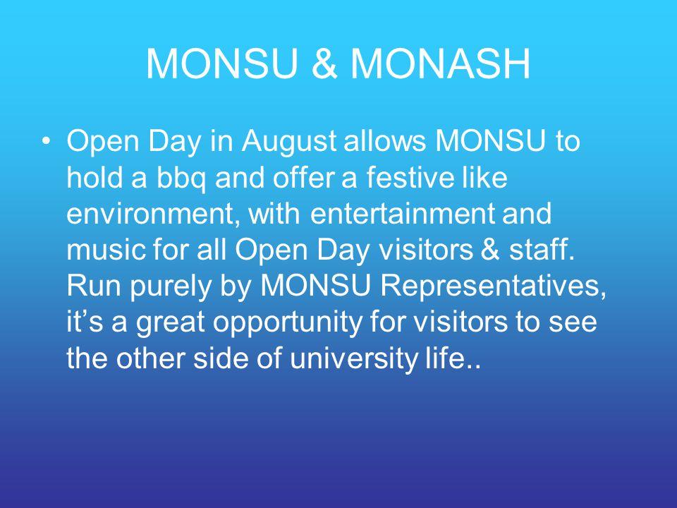 MONSU & MONASH
