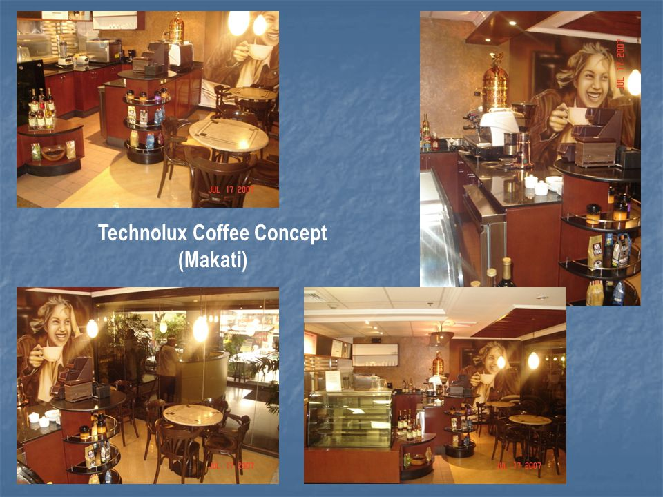 Technolux Coffee Concept (Makati)