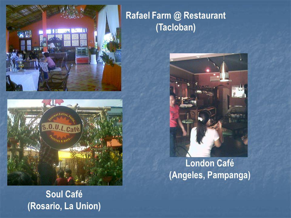 Rafael Farm @ Restaurant (Tacloban)