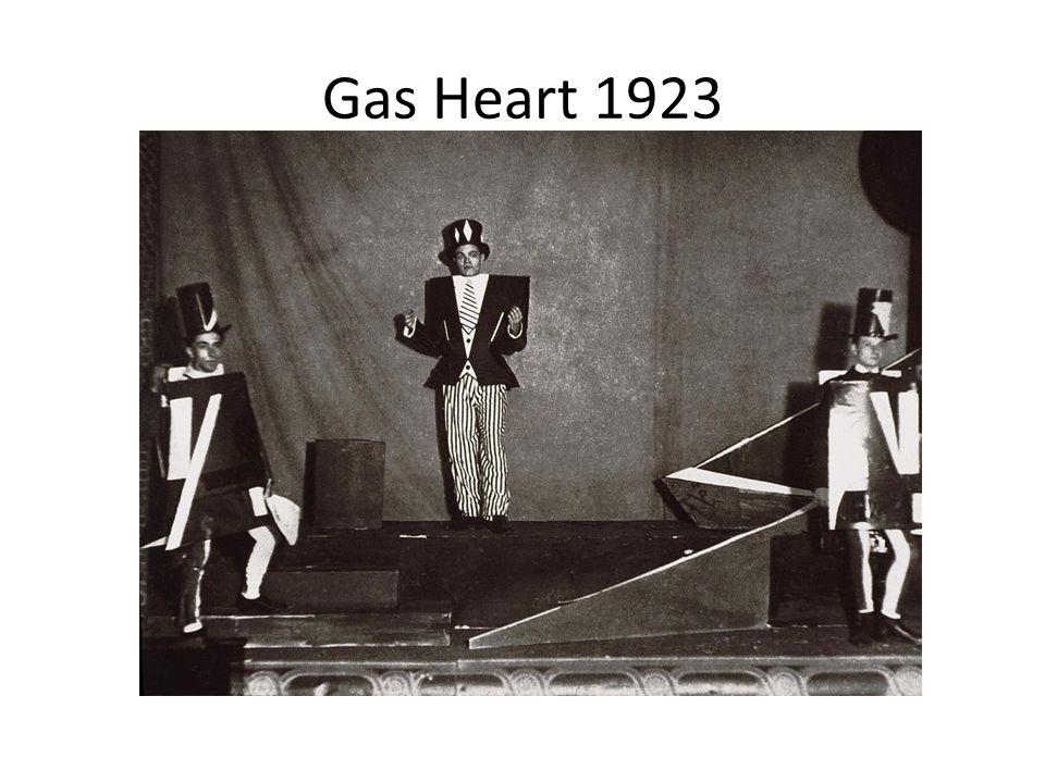 Gas Heart 1923