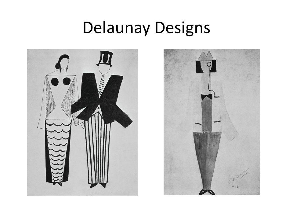 Delaunay Designs