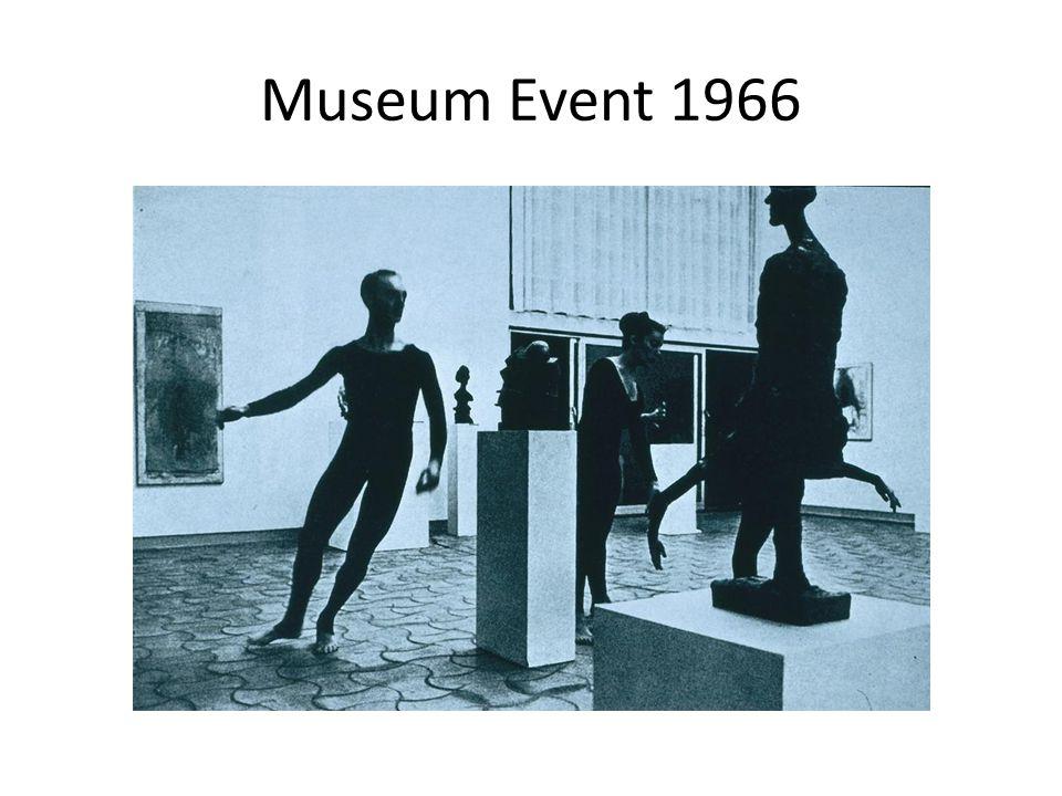 Museum Event 1966