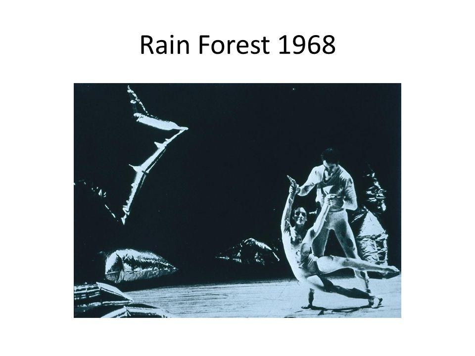 Rain Forest 1968