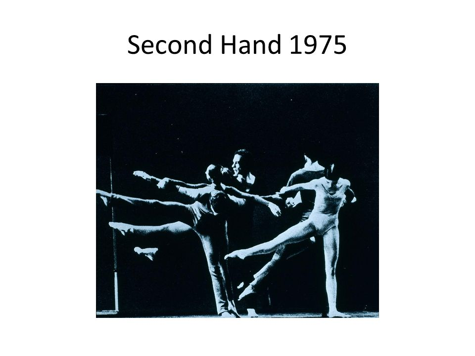 Second Hand 1975