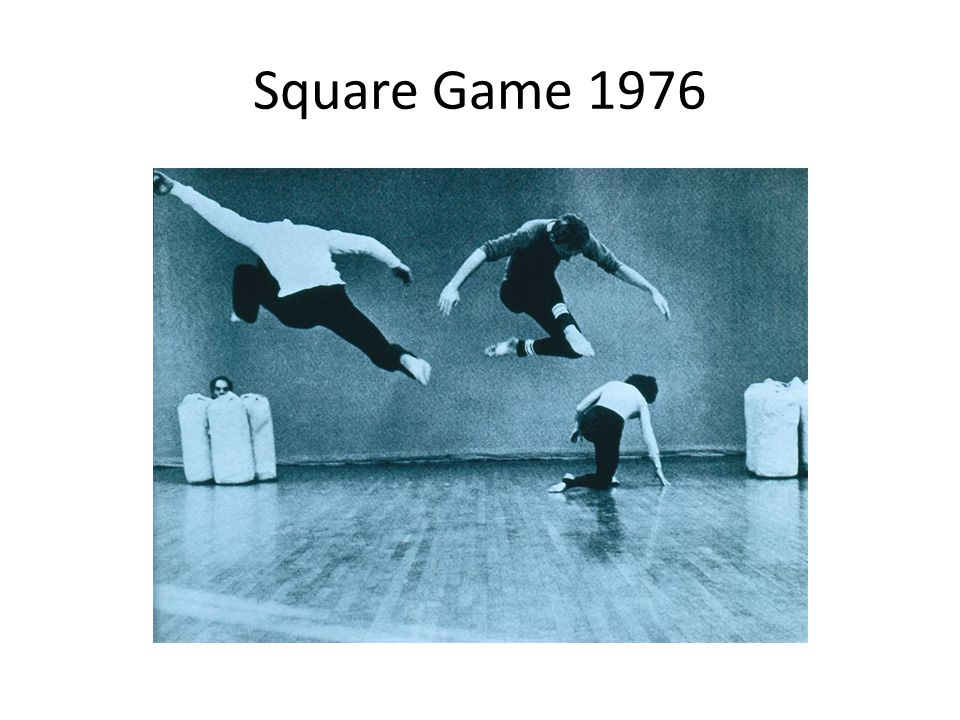 Square Game 1976